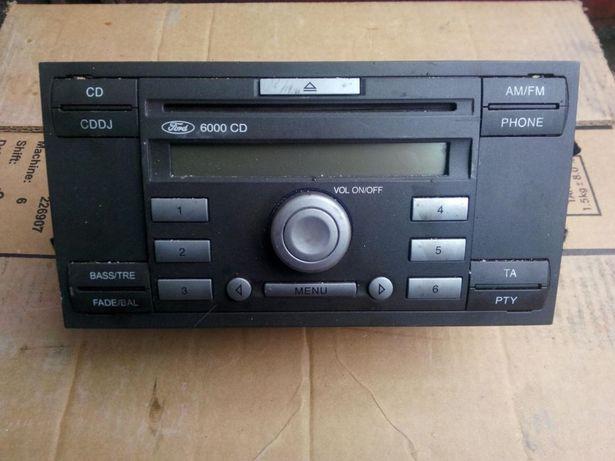 Radio Cd Ford Mondeo,Focus,Fiesta,radiocasetofon Ford