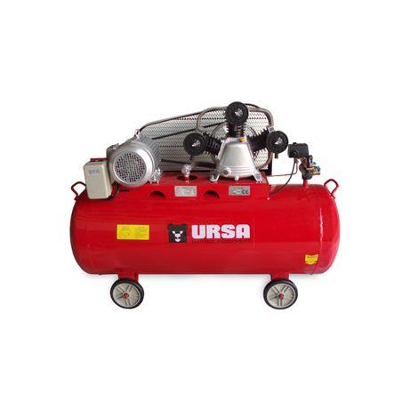 Компресор за сгъстен въздух 3kW/380V 200L бутилка URSA USA