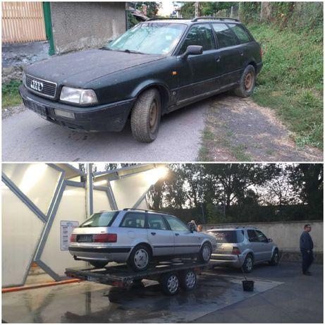 Ауди 80Б4 Авант 2.0 16v 140коня 1.6 101коня 90 2.3 на части Audi 90