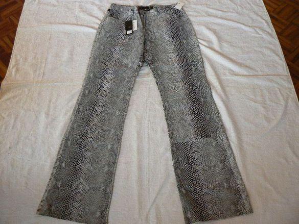 Кожен панталон Just Cavalli