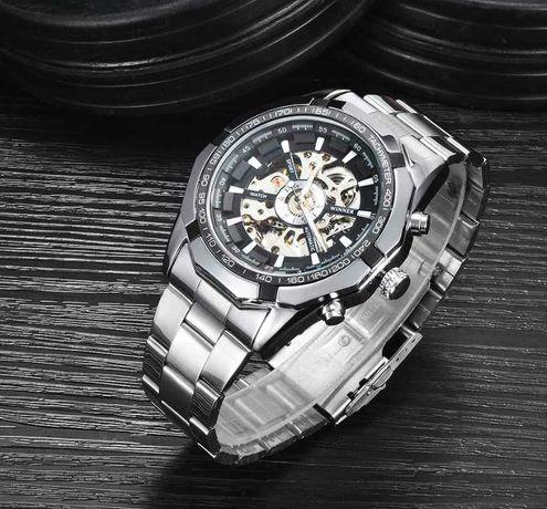 Виннер (Winner Luxury) Оригинальные Часы Механические Наручные