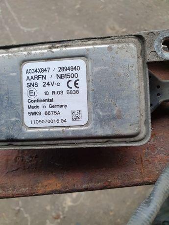 sensor noxe,senzor toba esapament daf euro 5  man model 5wk9 6675A