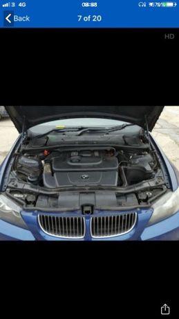 Radiator radiatoare apa si clima de bmw seria 3 E 90 Diesel
