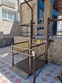 Подъёмники и пандус для инвалидов