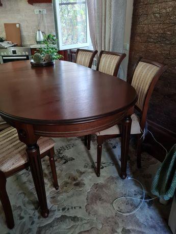 Продам комплект : стол + стулья