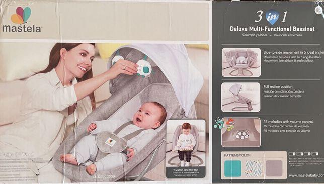 Детская автоматическая люлька
