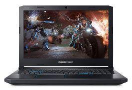 Acer Predator 500 PH517-51, I7-8750H, 64GB RAM, 1+1TB SSD, GTX1070 8GB