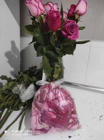 Продам лепестки роз