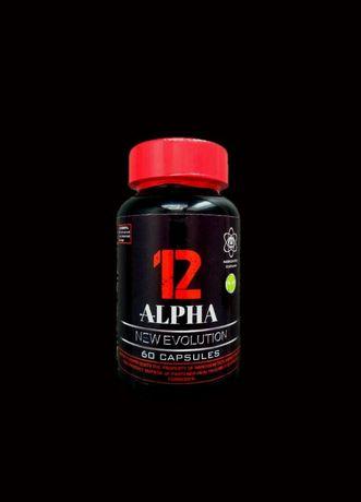 Alpha™ 12 Nanogenetics CEL Mai Puternic Constructor de Masă Musculară