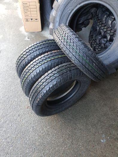 145R12C cauciucuri noi pentru viteza si greutate de remorcuta