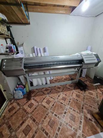 Интерьерный принтер Roland sj 645 EX