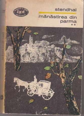 Manastirea din Parma,vol1+2;Stendhal