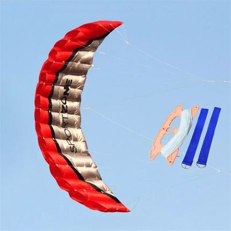 Power Kite Zmeu 2 lini 2.5 metri