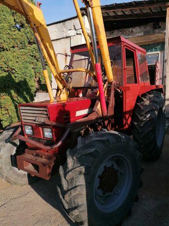 Tractor Fiat 766 DT cu incarcator