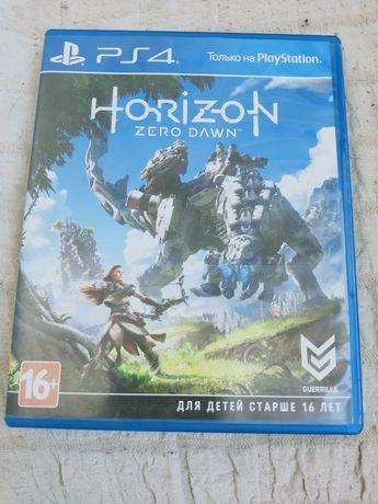 Игра для PS4 Horizon Zero Dawn