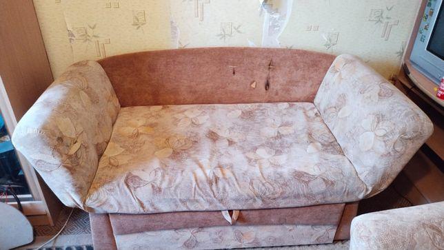 Отдам бесплатно два односпальных дивана