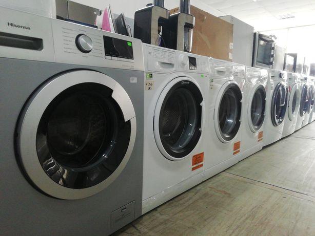 Masina de spalat 7-10kg produse Resigilate oferim garantie si Factura