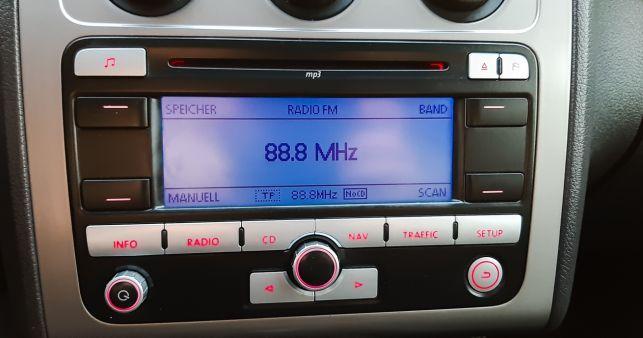 Vand MP3 RNS 300