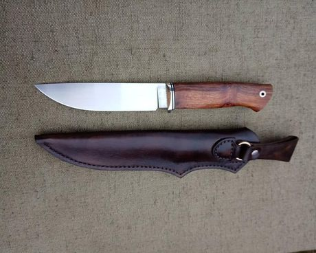 Руски Ръчно изработен авторски нож