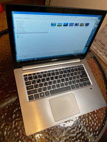 Ноутбук Acer SWIFT 3 Intel Core i5 7200U /8Gb/256Gb SSD