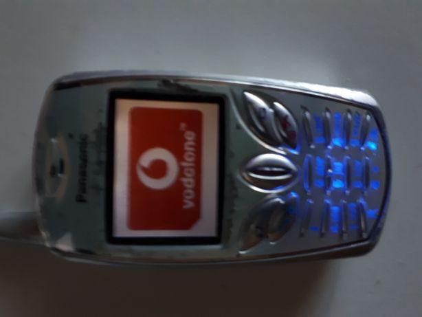 Panasonic Model No. EB-G50