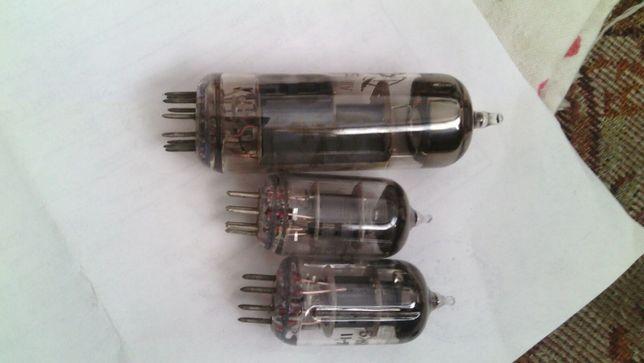Lampi rusesti scoase dintr-un modul audio
