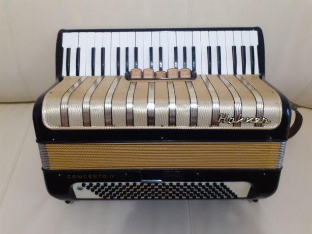 acordeon hohner concerto