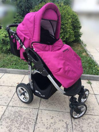 Като нова! Детска количка Адбор, отлично състояние