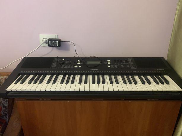 Yamaha PSR-E 363. Продам. Состояние новое
