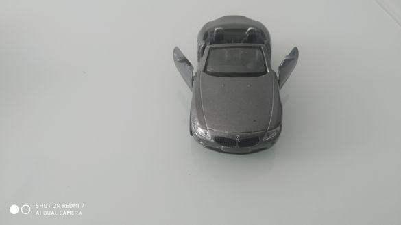 Железна количка BMW