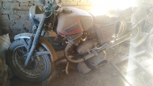 Мотоцикл Иж 4 На ходу