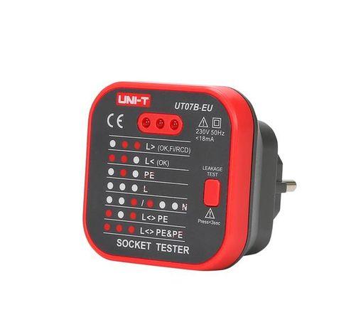 Инструмент тестер за проверка на контакти UT07B