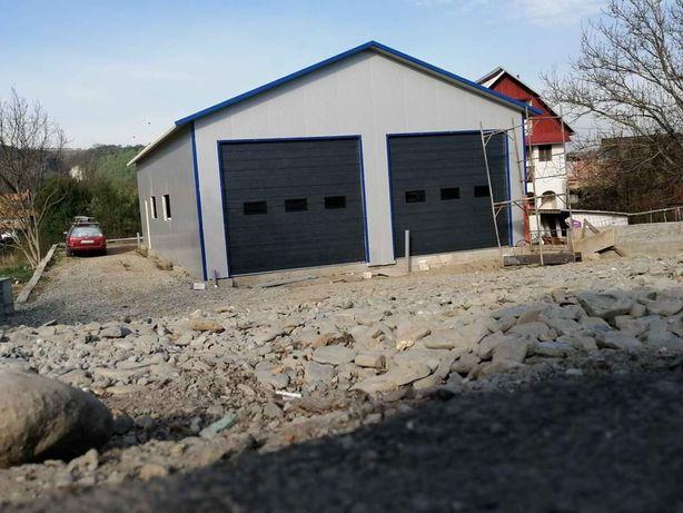Poarta de garaj