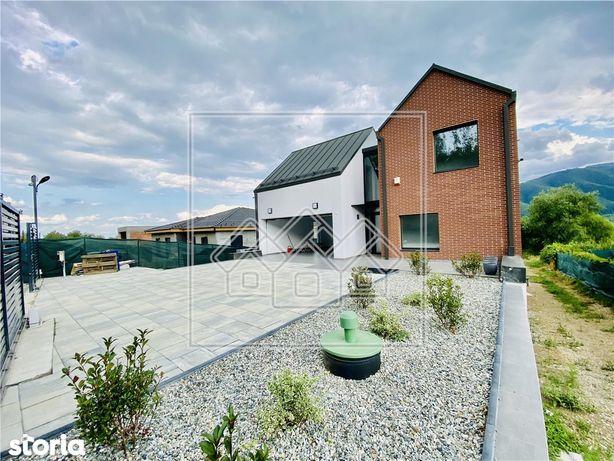Casa noua finisata confort lux -Zona Premium Cisnadioara