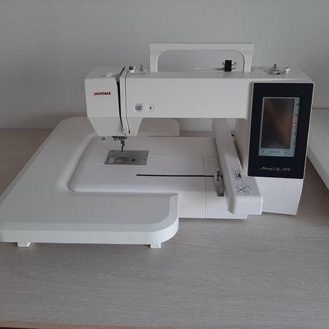 Вышивальная машина Janome 550e
