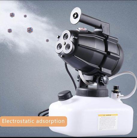 NOU nebulizator ELECTROSTATIC sterilizare  dezinfectie dezinfectan ULV