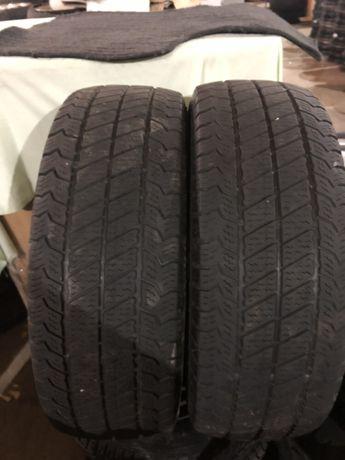 Зимни гуми Barum 215/65/16C dot2013 5.5mm грайфер