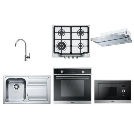 FRANKE/ TEKA - hota plita cuptor chiuveta baterie frigider / bucatarii