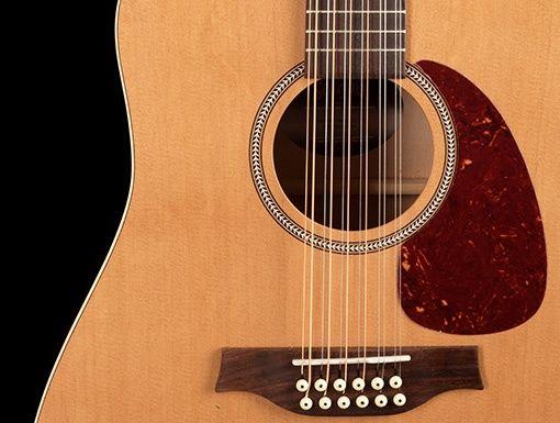 Електро акустична китара Seagull Coastline S12 Cedar.