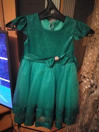 Продам платье и костюм на девочку