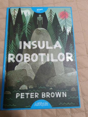 Vand cartea Insula Robotilor