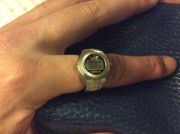 Timeco часовник за пръсти