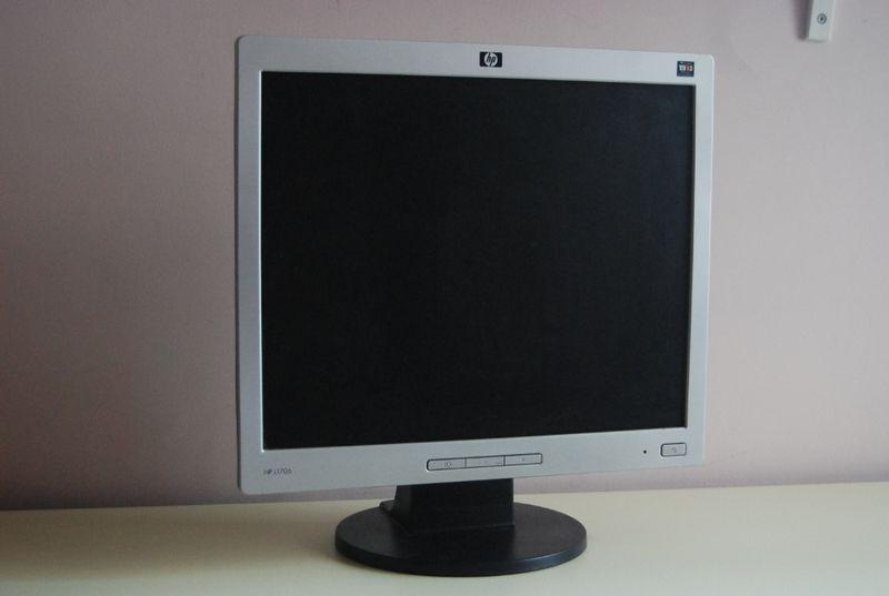 """Монитор 17"""" HP L1706 гр. Варна - image 1"""