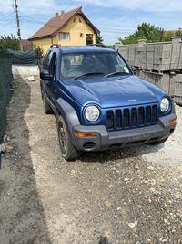 Dezmembrez jeep cherokee 2.4 benzina\147Cp\2005