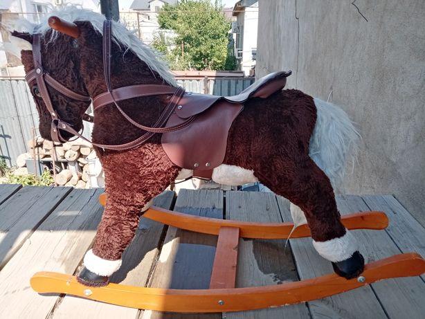 Игрушка лошадка детская