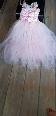 Официална детска рокличка