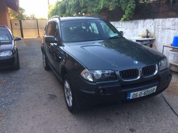 Dezmembrez BMW X3 e83 2.0 d, e 60, e 61, e 46