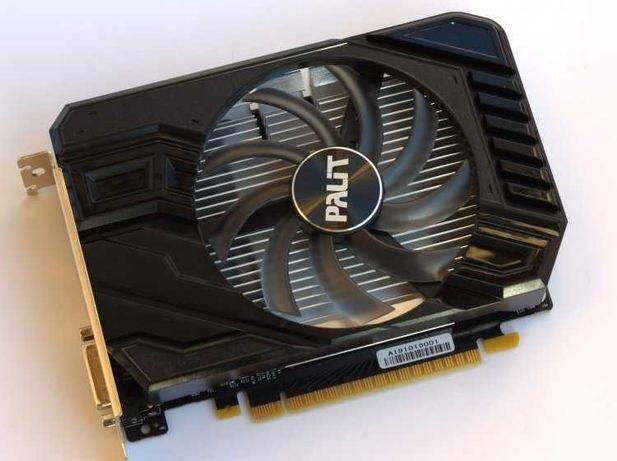 Продам GTX 1650 Super OC 4gb RED/кредит
