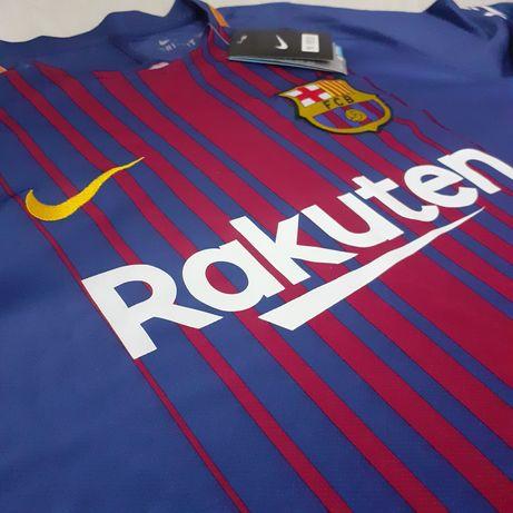 Футбольная форма ФК Барселона сезона 2017-18