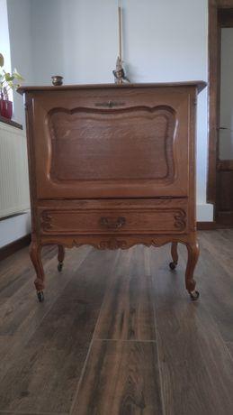 Dulapior bar din lemn masiv
